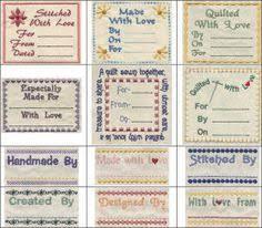 June Tailor - Creativity Center - Interactive Tools - Quilt Labels ... &