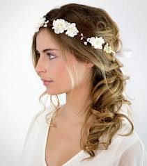 Coiffure Simple Mariage Cheveux Long