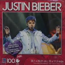 Small Picture Buy Justin Bieber 100 Piece Jigsaw Puzzle Justin in Concert in