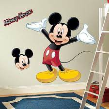 children s mickey mouse wall sticker