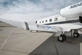 New Airplane Wing Design Improving Aerospace Vehicle Efficiency Nasa
