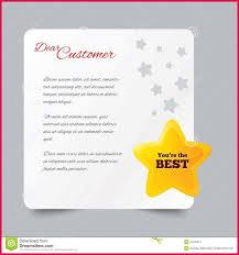 Customer Appreciation Letter Sop Examples