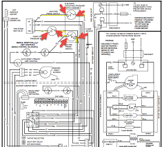 goodman furnace wiring diagram solidfonts goodman furnace circuit board wiring diagram