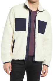 <b>Men's Fleece Coats</b> & <b>Jackets</b> | Nordstrom