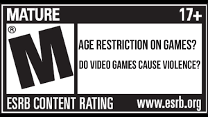 bo age restrictions on games do video games cause violence  bo2 age restrictions on games do video games cause violence