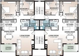 bathroom modern apartment house plan