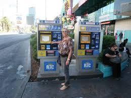 Ticket Vending Machine Las Vegas Enchanting Deuce Ticket Vending Machine Picture Of The Deuce Las Vegas