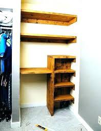 Home Office Closet Organization Ideas Desk Chic Or Design