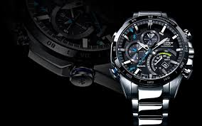edifice mens watches casio smartphone link eqb 501
