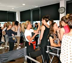 for our third mastercl with sharleen collins mua we focussed on fashion show makeup and the overall atmosphere and requirements that are involved at