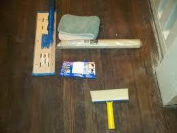 waterborne wood floor refinishing sle photo