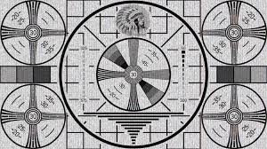 Indian Head Test Pattern Simple Tv Screen With Indian Head Test Pattern Motion Background Videoblocks