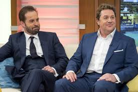 ball and boe together again. michael ball and alfie boe together for the first time new album tour again