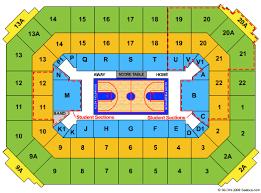 Ku Basketball Seating Chart 35 Prototypic Ku Basketball Allen Fieldhouse Seating Chart