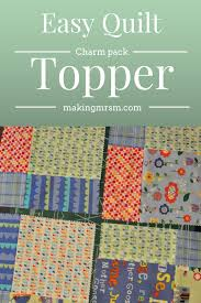 Quilt Patterns Using Charm Packs Awesome Inspiration Ideas