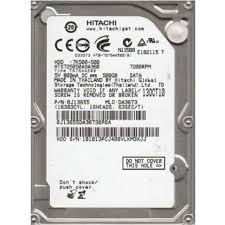hitachi hdd. hitachi hgst laptop 500gb 7200r notebook hdd hardisk internal hdd