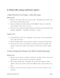 medical office manager job description job brief we are looking    medical office manager job