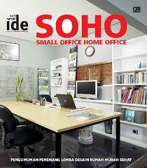 home office studio. Buku Digital Seri Rumah Ide - SOHO Small Office Home Oleh Imelda Akmal Architecture Writer Studio