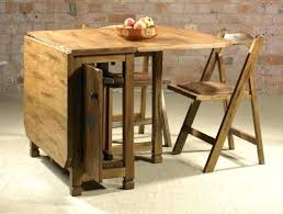 folding kitchen table dining and chairs a for small house fold down ikea folding kitchen table