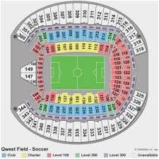 Centurylink Field Seating Chart Row Numbers 20 Logical Seating Chart For Centurylink Field