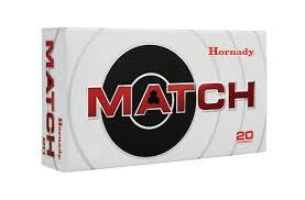 Hornady Match Ammunition 338 Lapua Magnum 285gr Eld Match Polymer Tip
