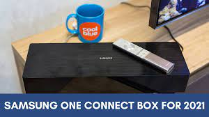 Samsung One Connect Box for 2021: Keep your TV Area Clean and Tidy
