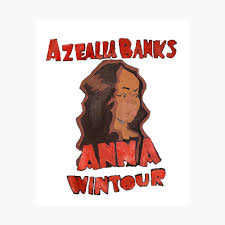 Azealia Banks Anna Wintour Painting