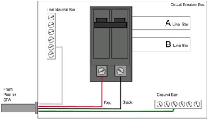 single pole circuit breaker wiring diagram wiring diagram circuit breaker wiring diagram the