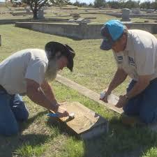 Lampasas: Cemetery restoration efforts underway