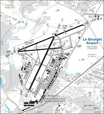 Nice Airport Charts Airports Of Paris Le Bourget Airport