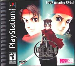 Arc The Lad Collection 2002 Playstation Box Cover Art