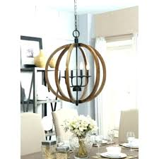 home depot wood chandelier lamps