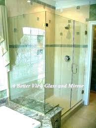 shower door installation cost glass shower door installation cost of glass shower door shower glass cost