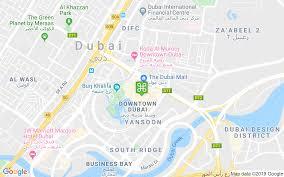 Rose Music Center Seating Chart The Dubai Mall Shops Location Map Hotels Restaurants