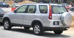 Honda Cr V Wikiwand