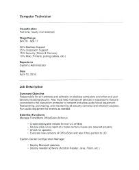 Marketing Officer Job Description Detailed Job Description ...