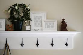 Mounted Coat Rack With Shelf Stylish Wall Mounted Coat Rack With Shelf Ikea M100 For Home Remodel 5