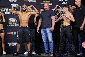 UFC 263 live blog: Deiveson Figueiredo vs. Brandon Moreno 2 - MMA Fighting