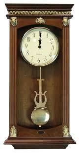 wooden pendulum wall clock wooden pendulum wall clocks uk