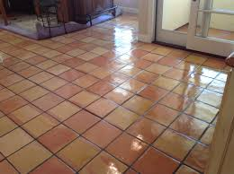 saltillo tile refinishing services saltillo tile flooring