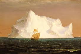 3 frederic edwin church american 1826 1900 the iceberg 1891 oil on canvas 20 x 30 inches courtesy of carnegie museum of art pittsburgh pa