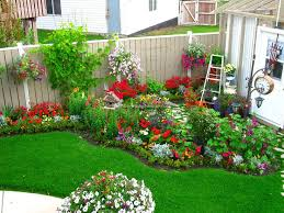 Small Picture Backyard Flower Garden Designs Organic Gardening And Lawn