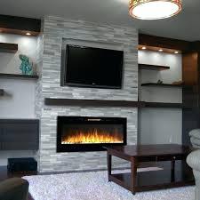 slim electric fireplace insert slim electric fireplace