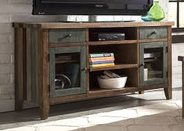 rustic tv console. Exellent Rustic Boho Loft Rustic Brown 54  With Tv Console