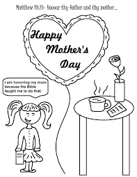Small Picture Free Printable Mothers Day Coloring Pages For Kids