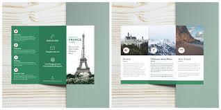 Make A Travel Brochure Template