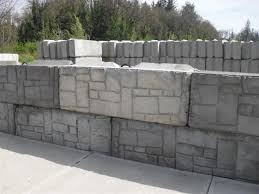 jagged rock wall