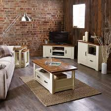 bricks furniture. Cool Living Room With Bricks Wall And Cream Furniture In Stained Also Cabinet Plus Media