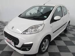 Used PEUGEOT 107 TRENDY for sale