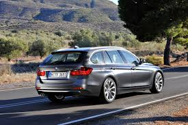 BMW 5 Series bmw 5 series touring xdrive : BMW F30 320i xDrive Touring Review by Top Gear - autoevolution